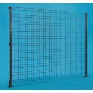 Plotový panel Zenturo výška 1250 x 2000 mm pozinkovaný s PVC vrstvou antracitová