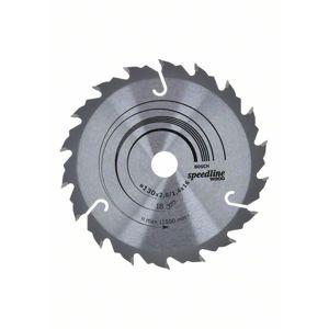 Kotouč pilový Bosch Speedline Wood 130×16×1,4 mm 18 z.
