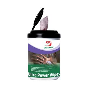 Utěrky na ruce DREUMEX Ultra Power Wipes 90 utěrek