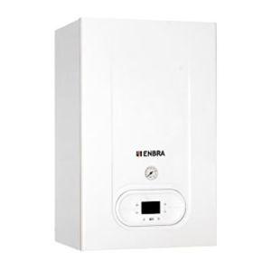 Plynový kondenzační kotel ENBRA CD 24H   2,7 - 24 kW topení + TV v ext.zásob