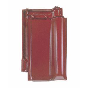 BRAMAC Rubín 13 základní taška glazura podzimní červená