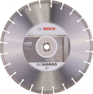 Kotouč diamantový na beton Bosch Standard for Concrete 350×20/25,4×2,8×10 mm