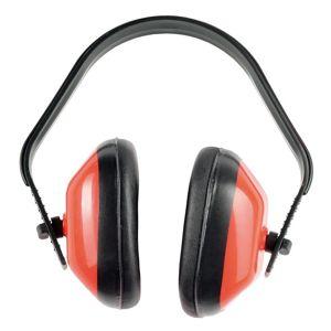 Sluchátka FF MOSEL GS-01-001, černá/červená