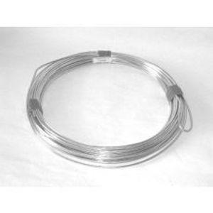 Napínací drát z pozinkované oceli, průměr 2,8 mm, délka v balení 52 m