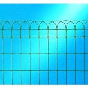 Dekorační pletivo výška 900 mm délka 25 m pozinkované s PVC vrstvou