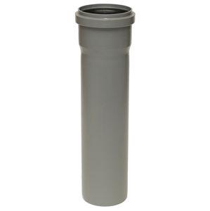 Plastová odpadní trubka HTEM DN 110, délka 2000 mm