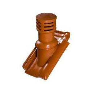 Röben flexibilní napojení odvětrání kanalizace na komínek