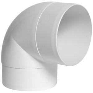 Koleno vodorovné kulaté CKO, průměr 90/100 mm