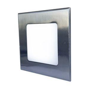 Svítidlo LED Greenlux Vega-S, 3800K, 6W, matný chrom