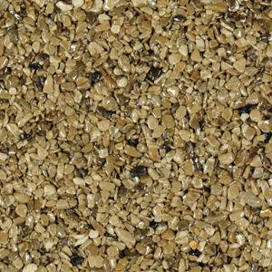 Topstone mramorový kamínek Brown Royal, frakce 2-4 mm, 25 kg