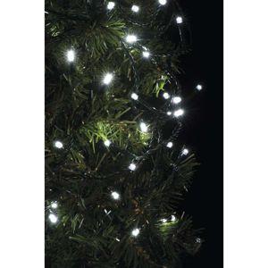 Vánoční řetěz LED standard spojovací, 10m, studená bílá