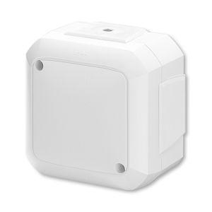 Krabice nástěnná propojovací Variant bílá