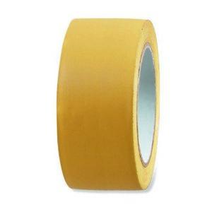 Páska rýhovaná žlutá 38mm/33m UV, PVC - 96103899