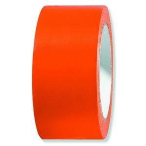 Páska CIRET hladká, oranžová, 50 mm/33 m