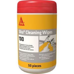 Čisticí ubrousky Sika Cleaning Wipes-100