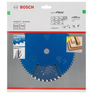 Kotouč pilový Bosch Expert for Wood 160×20×1,6 mm 36 z.