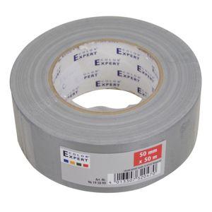 Opravná páska CIRET stříbrná, 50 mm/50 m