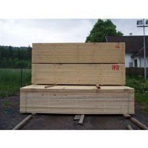 Střešní lať ze smrkového dřeva 40x60/5000 mm neimpregnovaná