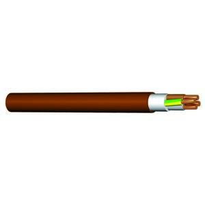 Kabel bezhalogenový, PRAFlaDur-J 3× 2,5 (metráž)