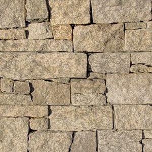 Obkladový přírodní kámen DEKSTONE G 695 plošný lepený hrubý – 55x15x2,5-3,5cm