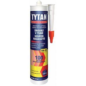 Šrouby v tubě TYTAN RB 20 - montážní lepidlo (310 ml/bal)