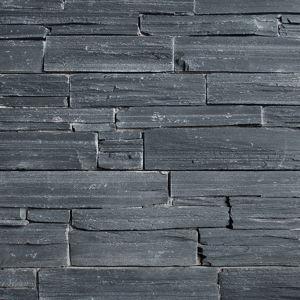 Obkladový přírodní kámen DEKSTONE N 3003 plošný lepený hrubý – 55x15x2,5-3,5cm