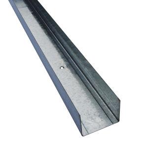 Profil výztužný ocelový Rigips UW (50/4,00/0,6) 4,0 m