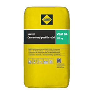 Cementový postřik ruční Sakret VSM 04, 30 kg/bal